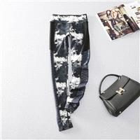 Must-have Casual Vogue Yoga Attractive White Long Trouser - beenono.com