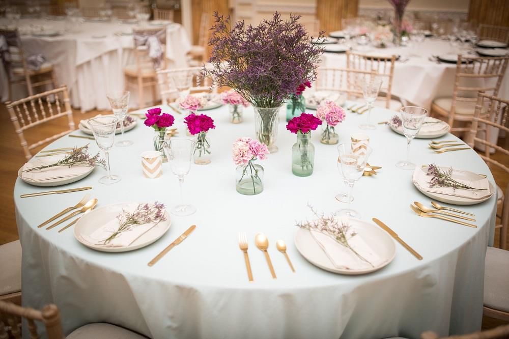 Summer Weddings at Powerscourt Estate