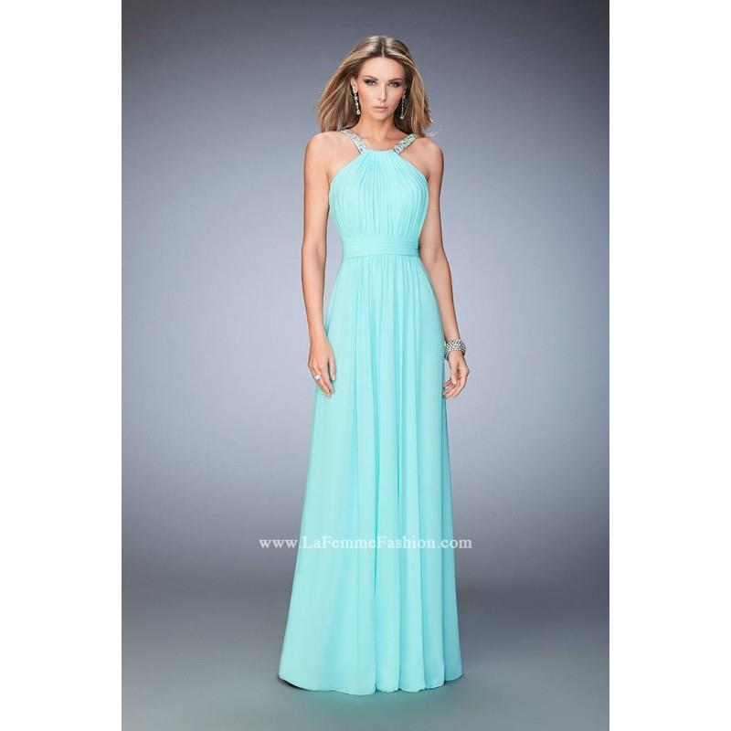 My Stuff, Light Mint La Femme 22107 La Femme Prom - Rich Your Wedding Day