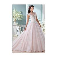 David Tutera for Mon Cheri - 116203 Idalia - Stunning Cheap Wedding Dresses|Prom Dresses On sale|Var