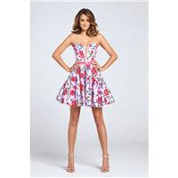 Style EW117088 by Ellie Wilde - Short Sweetheart  Strapless Occasions - Bridesmaid Dress Online Shop