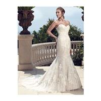 Casablanca Bridal Spring 2014 - Style- 2142 - Elegant Wedding Dresses|Charming Gowns 2018|Demure Pro