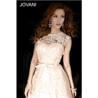 Blush Jovani Short and Cocktail 88031 - Brand Wedding Store Online