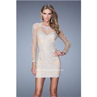 La Femme Short Cocktail 21300 - Brand Wedding Store Online