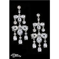 Sassy South Jewelry SX4850E1S Sassy South Jewelry - Earings - Rich Your Wedding Day