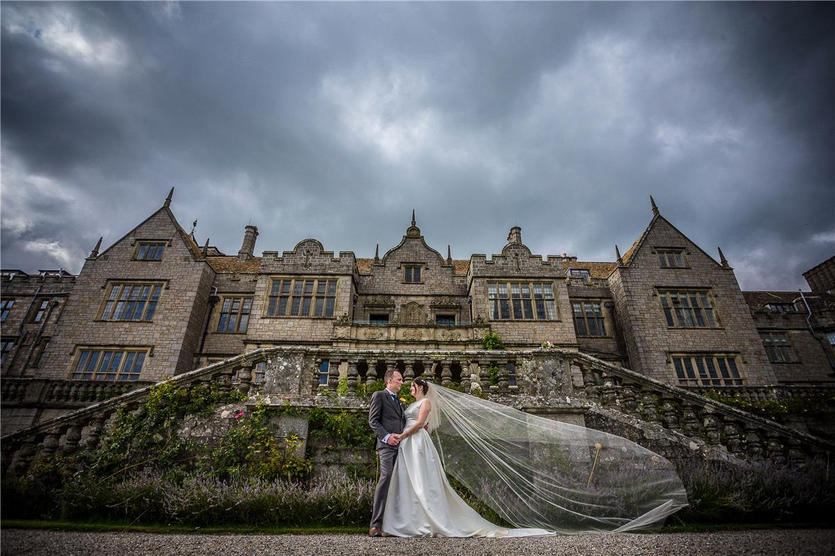 Real Weddings at Bovey Castle