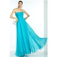 Alyce Paris B'Dazzle - 35780 Dress in Pool - Designer Party Dress & Formal Gown