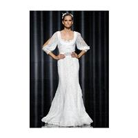 Get the Look: Wedding Gowns Inspired by the 2012 Oscars - Pronovias - Stunning Cheap Wedding Dresses