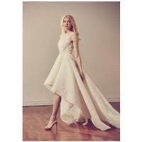 Alyne by Rita Vinieris Marianne - Ball Gown Bateau Natural Short Court Organza - Formal Bridesmaid D