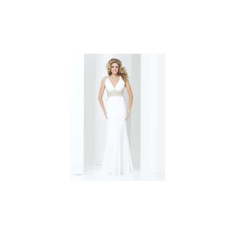 My Stuff, Tony Bowls Paris Prom Dress Style No. 115728 - Brand Wedding Dresses|Beaded Evening Dresse