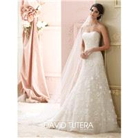 David Tutera Style No 215268 - Leia - Wedding Dresses 2018,Cheap Bridal Gowns,Prom Dresses On Sale