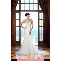 Kitty Chen Couture - Tiana 2015 Floor Length Sweetheart Mermaid Sleeveless Long - Formal Bridesmaid