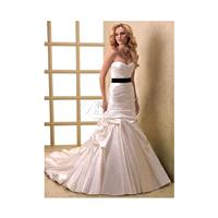 Maggie Sottero Spring 2013 - Style 11643DB Lynnis (Dress with Detachable Belt) - Elegant Wedding Dre