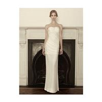 Sophia Kokosalaki - Spring 2013 - Aganippe Strapless Silk Sheath Wedding Dress with a Sweetheart Nec