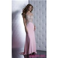 Floor Length Jasz Formal Gown - Brand Prom Dresses|Beaded Evening Dresses|Unique Dresses For You