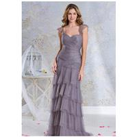 Modern Vintage by Alfred Angelo (Bridesmaids) 8625L Bridesmaid Dress - The Knot - Formal Bridesmaid