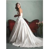 Allure Bridal Fall 2014 - Style 9165 - Elegant Wedding Dresses|Charming Gowns 2018|Demure Prom Dress