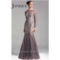 Janique W308 - Charming Wedding Party Dresses|Unique Celebrity Dresses|Gowns for Bridesmaids for 201