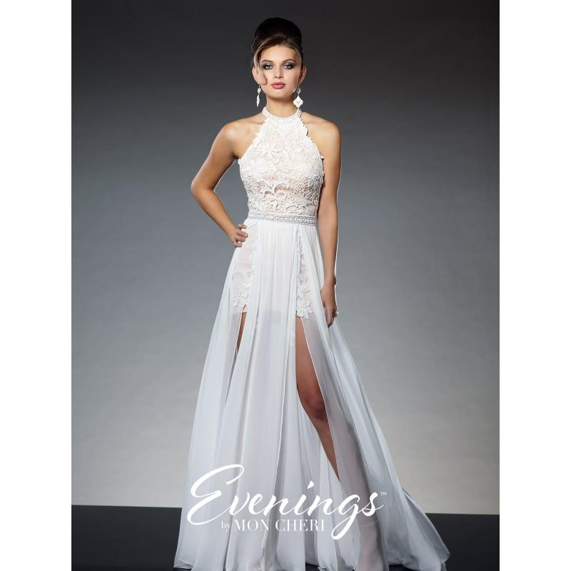 My Stuff, Mon Cheri  TBE21507 -  Designer Wedding Dresses|Compelling Evening Dresses|Colorful Prom D