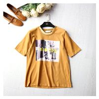 Must-have Casual Appliques Scoop Neck Short Sleeves T-shirt Top - Discount Fashion in beenono