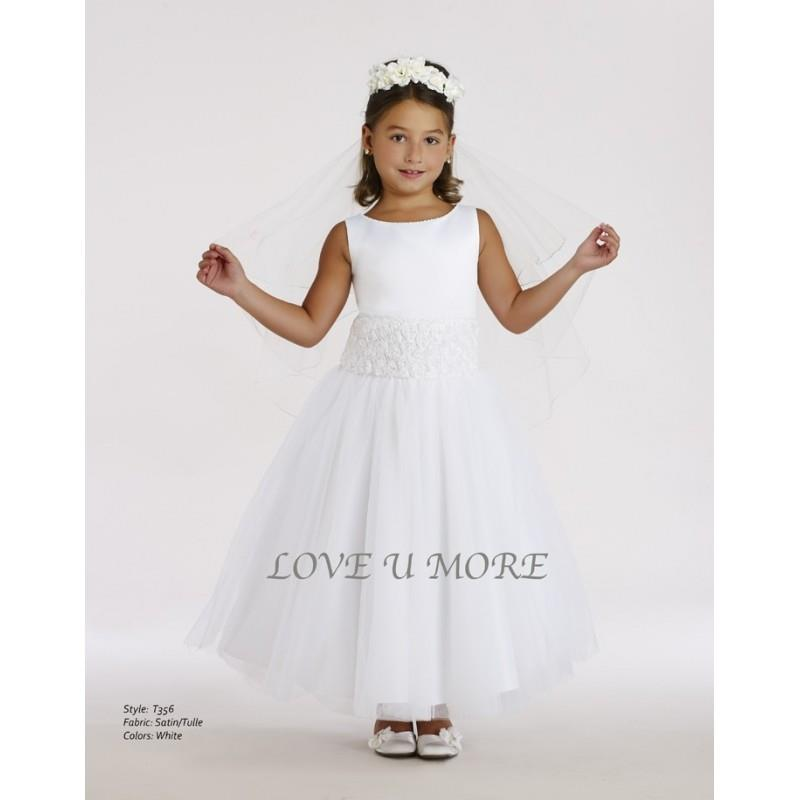 My Stuff, LOVE U MORE Communion Gown T356 - Wedding Dresses 2018,Cheap Bridal Gowns,Prom Dresses On