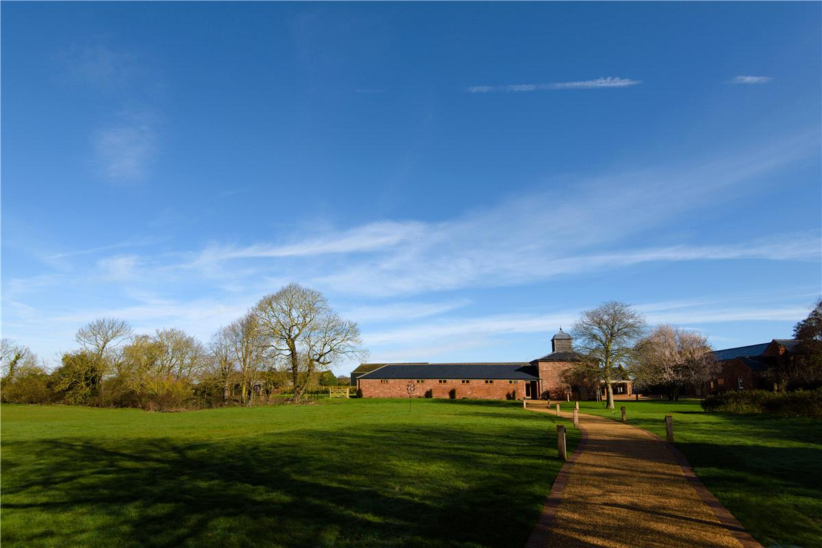 Apton Hall Grounds