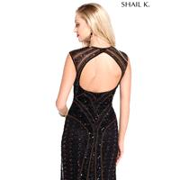 Shailk Prom 2016   Style 3538 BLACK BRONZE - Wedding Dresses 2018,Cheap Bridal Gowns,Prom Dresses On