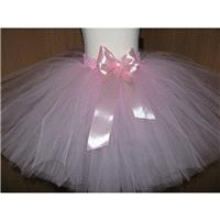 Pink Tutu Newborn Tutu Baby Tutu Tutu Skirt Toddler Tutus for Children sizes 3m 6m 9m 12m 2 T 3T 4T