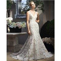 Casablanca Bridal 2206  Fall 2015 - Wedding Dresses 2018,Cheap Bridal Gowns,Prom Dresses On Sale