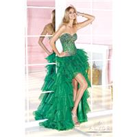 Aqua Alyce Paris 6253 - High-low Dress - Customize Your Prom Dress