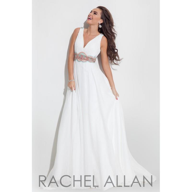My Stuff, Rachel Allan Prom 7127 - Branded Bridal Gowns|Designer Wedding Dresses|Little Flower Dress