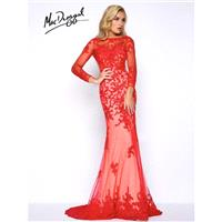 Mac Duggal Prom 62062M - Branded Bridal Gowns|Designer Wedding Dresses|Little Flower Dresses