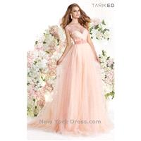 Tarik Ediz 92358 - Charming Wedding Party Dresses|Unique Celebrity Dresses|Gowns for Bridesmaids for