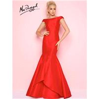 Flash by Mac Duggal 62398L Off Shoulder Mermaid Dress - Brand Prom Dresses|Beaded Evening Dresses|Ch