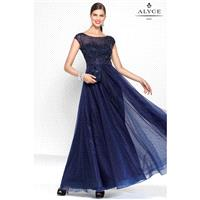Alyce Black Label 5804 - Fantastic Bridesmaid Dresses|New Styles For You|Various Short Evening Dress