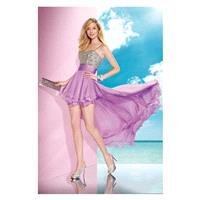Alyce Paris B'Dazzle - 35586 Dress in Orchid - Designer Party Dress & Formal Gown