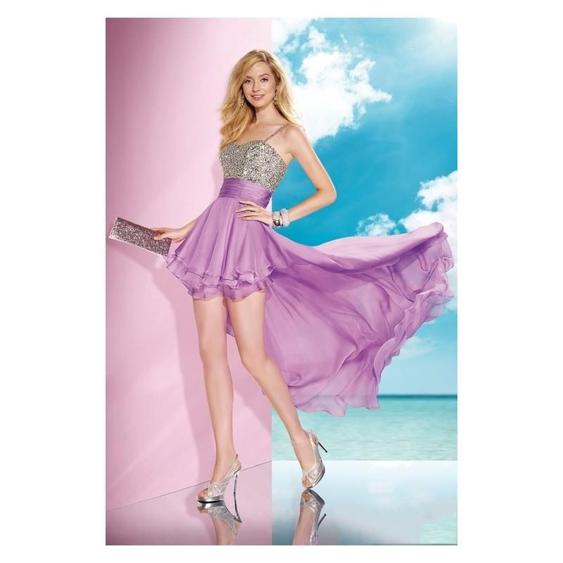 My Stuff, Alyce Paris B'Dazzle - 35586 Dress in Orchid - Designer Party Dress & Formal Gown