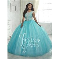 Fiesta Quinceanera 56313 - Branded Bridal Gowns|Designer Wedding Dresses|Little Flower Dresses