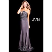Jovani JVN59133 Strapless V-neck Prom Dress - 2018 New Wedding Dresses