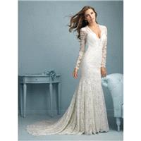 Allure Bridals 9213 - Branded Bridal Gowns|Designer Wedding Dresses|Little Flower Dresses