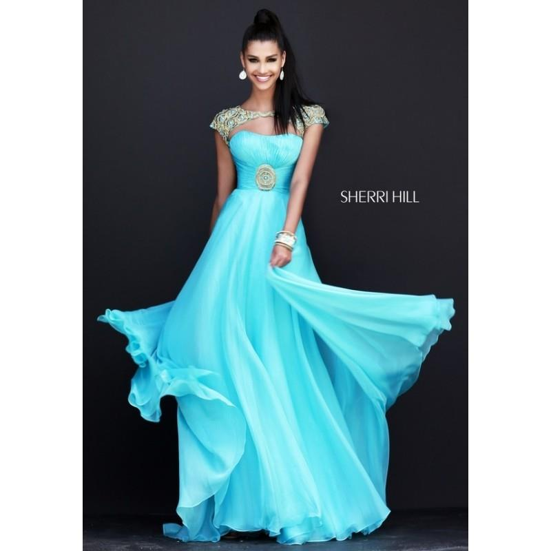 My Stuff, Sherri Hill Spring 2015 Style 11193 - Wedding Dresses 2018,Cheap Bridal Gowns,Prom Dresses