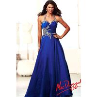 Mac Duggal Cut Out Ball Gown Prom Dress 50155H - Crazy Sale Bridal Dresses|Special Wedding Dresses|U