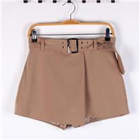 Must-have Split Culotte Short Casual Trouser - Discount Fashion in beenono