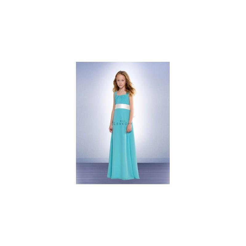 My Stuff, Bill Levkoff Junior Bridesmaid dress of Style 52102 -  Designer Wedding Dresses|Compelling