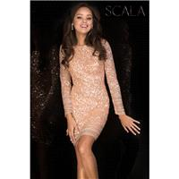 Scala 48356 - Fantastic Bridesmaid Dresses|New Styles For You|Various Short Evening Dresses