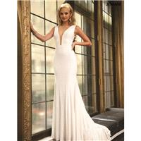 Jovani 22884 Sleeveless Jersey Gown - Brand Prom Dresses|Beaded Evening Dresses|Charming Party Dress