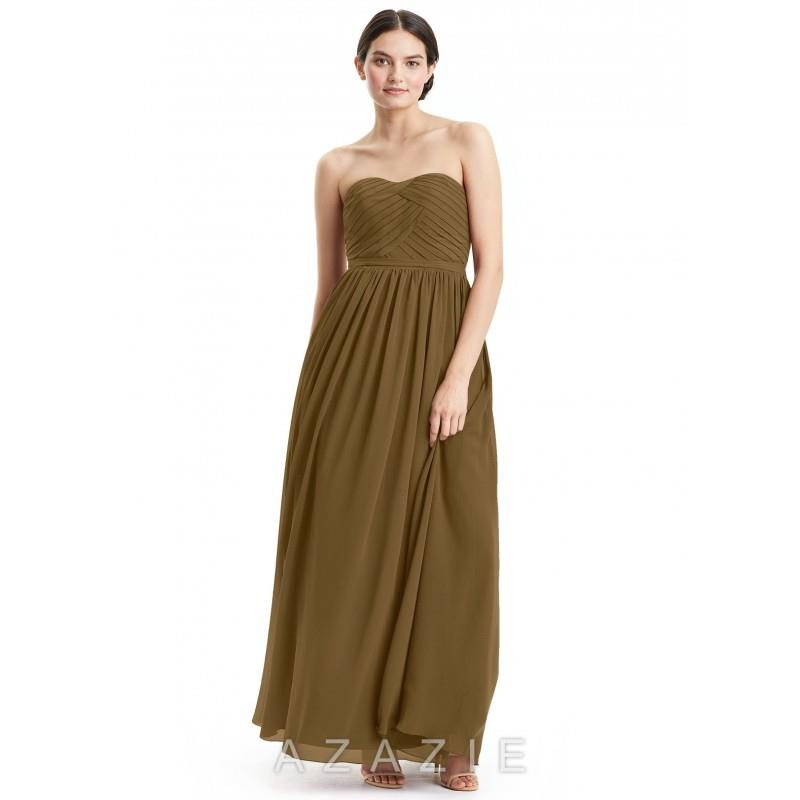 My Stuff, Brown Azazie Aria - Simple Bridesmaid Dresses & Easy Wedding Dresses