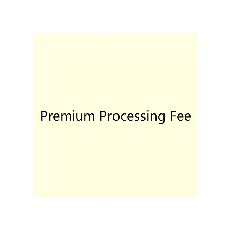 My Stuff, Premium Processing Fee - Charming Bridesmaids Store