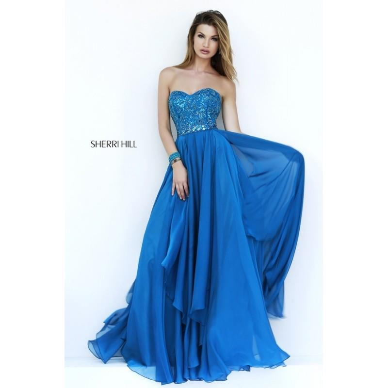 My Stuff, Sherri Hill Prom Dresses Style 1943 - Wedding Dresses 2018,Cheap Bridal Gowns,Prom Dresses