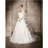 Delsa P7619 -  Designer Wedding Dresses|Compelling Evening Dresses|Colorful Prom Dresses